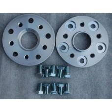 Skoda 5x100 57.1 to 5x112 15mm Aluminium Adapator