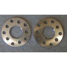 Skoda 5x100 57.1 5mm Aluminium Wheel Spacer