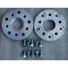 Skoda 5x112 to 5x100 57.1 15mm Aluminium Spacer