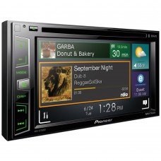"Pioneer AVH-X2700BT 6.2"" Double Din Car Stereo"