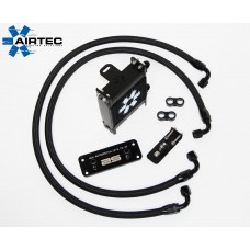AIRTEC 'Race' Ford Focus RS Mk2 Remote Oil Cooler Kit - Lower Grille Mounted ATOILFO3