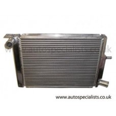 Airtec Fiesta MK3 RS Turbo Uprated Alloy Car Radiator 42mm Core