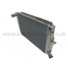 Airtec Fiesta MK3 RS Turbo Stage 2 Uprated Alloy Car Radiator 50mm Core