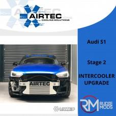 Airtec Audi S1 Stage 2 Front Mount Intercooler Upgrade