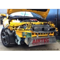AIRTEC Ford Focus Mk3 ST250 2012 on Uprated Intercooler with air scoop SILVER