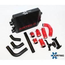 AIRTEC Seat Ibiza Mk4 PD130 TDi Uprated Front Mounted Intercooler BLACK ATINTVAG5