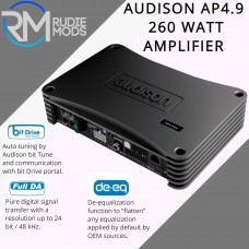 Audison AP4.9 - 4 Channel DSP Processor/Amplifier