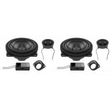 Audison Prima APBMW K4E BMW & Mini Component Door Speaker Upgrade Kit