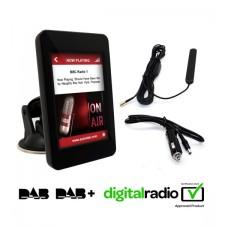 AutoDAB GO+ Plug & Play DAB Radio Car Stereo Addon DAB+ FM AUX