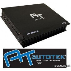 Autotek ATX1600.2 Car Audio Amplifier 2 x 800w or 1 x 1600w