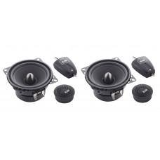 """BLAM 100RS 10cm 4"""" Component Car Audio Speaker 80w Max"""