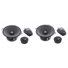 """BLAM 130RC 13cm 5.25"""" Component Car Audio Speaker 80w Max"""