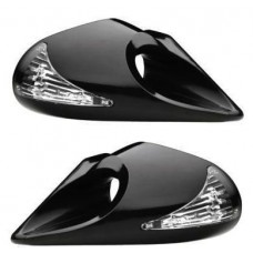 Black EVO Style Mirrors Manual-BLEVO