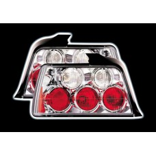 BMW 3 series E36 2 door chrome lexus style tailights