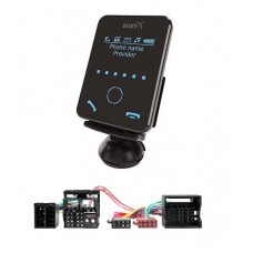 Bury CC9058 BMW 1 Series E81 E82 E87 E88 Bluetooth Handsfree Kit Plus SOT Lead