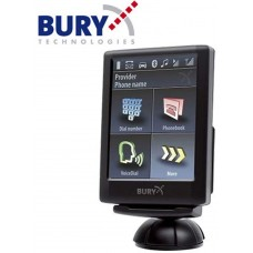 BMW X5 2006 - 2013 Bury CC 9068 Bluetooth Handsfree Kit A2DP Plus SOT Lead