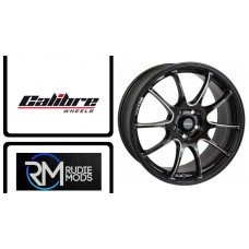 FORD FIESTA Alloys For ST 2017 Onwards, 17 Inch Calibre Friction Black New In