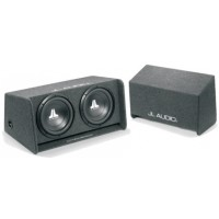 JL Audio CP212-W0v3 Two 12W0v3-4, Slot-Ported Enclosure