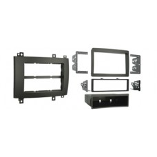 Connects 2 CT23CA02 Cadillac CTS/SRX Double Din Facia Panel in Grey