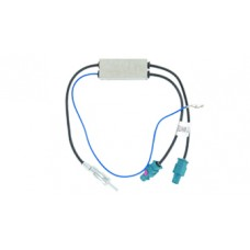 Connects 2 CT27AA25 2 OEM AM/FM Fakra Aerial Adapter - Free Deli