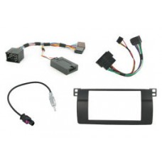 Connects2 CTKBM03 BMW 3 Series (E46) Radio Installation Kit