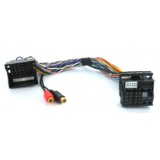 Connects 2 CTVFOX002 Aux to Ford Aux Interface
