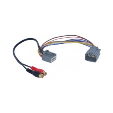 Connects 2 CTVFOX003 Ford Fiesta MK7 Aux Interface - Free Delive
