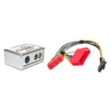 Connects 2 CTVLRX002 Aux to Land Rover Aux Interface
