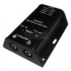 Celsus Adjustable Line Converter - High to Low Level - Speaker to RCA Adapter
