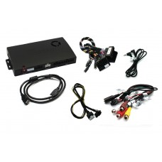 Connects2 ADVL-BM1 BMW 3 Series F30 F31 Adaptiv HDMI SD USB AUX Camera Addon