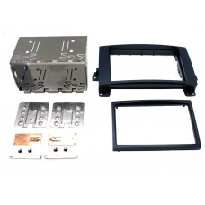 Connects2 CT23MB01 Mercedes A Class 2005 on Double Din Facia Kit -