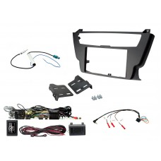 Connects2 CTKBM31 BMW 3 Series F30 F31 F34 Double Din Stereo Fitting AMP KIT
