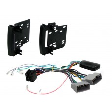 Connects2 CTKCH02 Chrysler Sebring 07 On Complete Double Din Fitting Kit