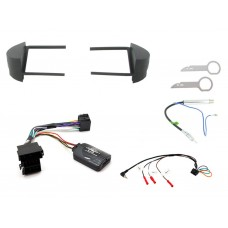 Connects2 CTKVW02 VW Beetle 1998 - 2010 Complete Double Din Stereo Fitting Kit