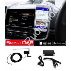 AUTODAB SMARTDAB FM Wireless Car Digital Radio DAB Tuner & Aerial