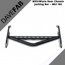 DAVEFAB Rear Chassis Jacking Bar To Fit Mazda MX5 MK1