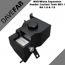 DAVEFAB Expansion Header Coolant Tank To Fit Mazda MX5/Miata MK1