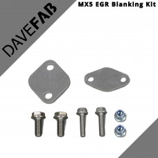 DAVEFAB EGR Blanking Kit To Fit Mazda MX-5 mk1 / 2 / 2.5