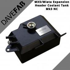 DAVEFAB Header Coolant Tank To Fit Mazda MX5 Expansion Mk3