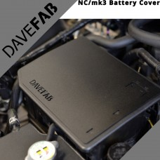 DAVEFAB Battery Cover To Fit Mazda MX-5 NC/MK3