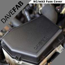 DAVEFAB Fuse Cover To Fit Mazda MX-5 NC/MK3