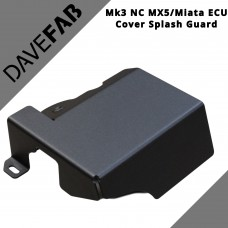 DAVEFAB ECU Cover Splash Guard to Fit Mk3 NC MX5/Miata