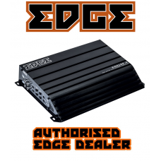 EDGE Car Audio 4 Channel Car Audio amp amplifier 4x80w RMS at 4 ohm