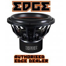 "EDGE Car Audio EDB15D2X-E7 15"" Car Subwoofer 1100wRMS / 3330w PEAK / dual 2 ohm"