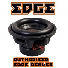"EDGE Car Audio EDB122SPL-E6 12"" Competition Car Sub Subwoofer 4500w"