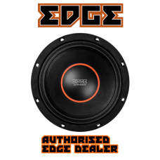 "EDGE Car Audio EDPRO8BP Car Power Bass 8"" Midbass woofer 175wRMS 4 ohm"
