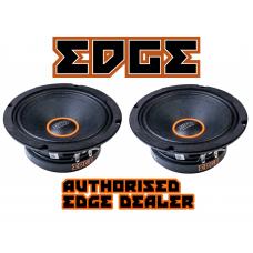 "EDGE Car Audio EDPRO8X 1 Pair 8"" MidBass Midwoofers 150w RMS / 300w Peak 4 ohm"