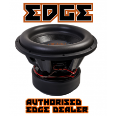 "EDGE Car Audio EDB152SPL 15"" Car Audio SPL subwoofer 4000wRMS / 12000w peak"