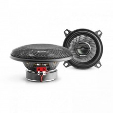 """Focal Access 100AC 4"""" 10cm 2 Way Coaxial Car Speakers 1 Pair inc grilles 80w"""