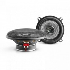 """Focal Access 130AC 13cm 5.25"""" 2 Way Coaxial Car Speakers 100w 1 Pair inc grills"""